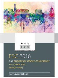 25. ESC Venice Italy 2016